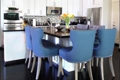 3_Kitchen_Counter_Chairs_Blue_contemporary_Santa_clarita_Valley_Santa_Barbara_Ventura