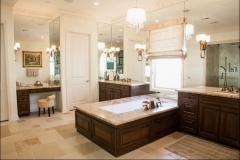 16_Master_Bath_travertine_Wooden_Tub_Surround_Santa_clarita_Valley_Santa_Barbara_Ventura