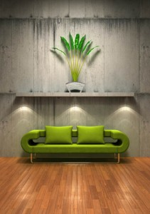 Contemporary Interior Design Image from Judy Goldwater