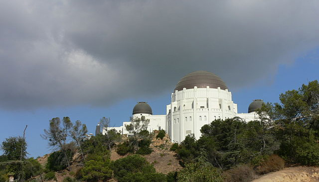 South Observatory hilltop view